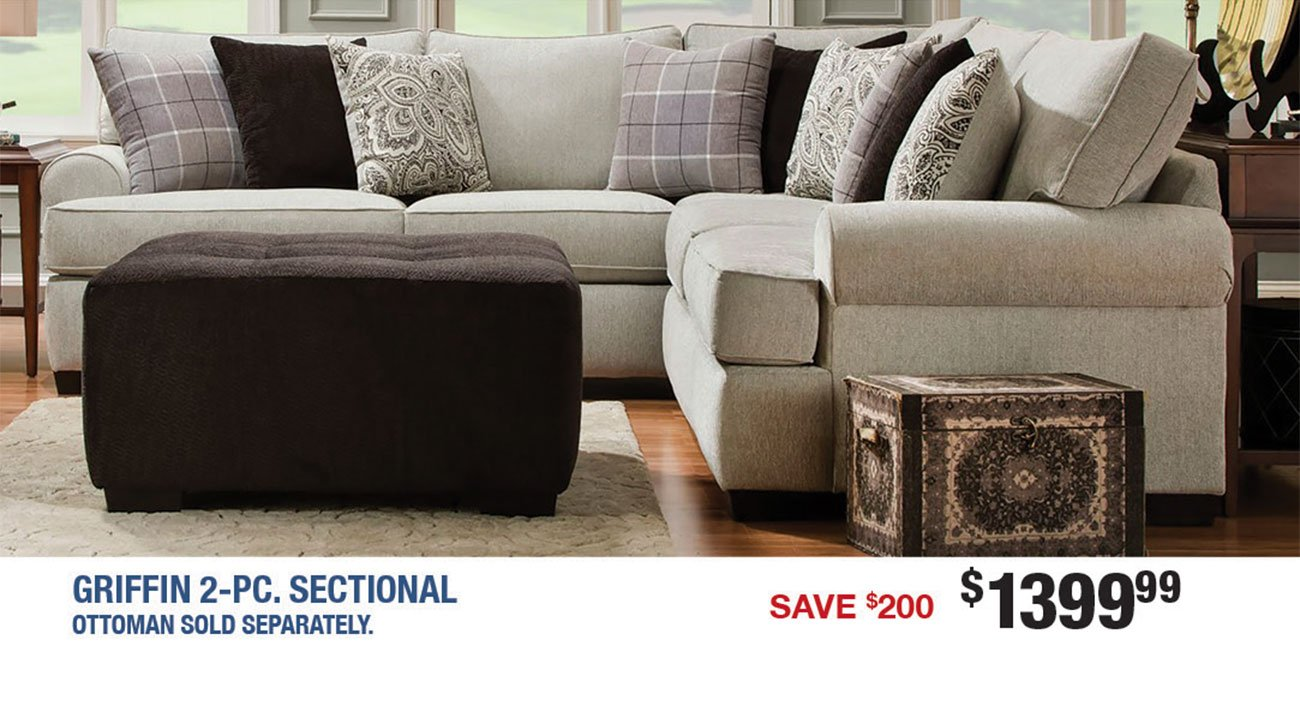 Griffin-Sectional