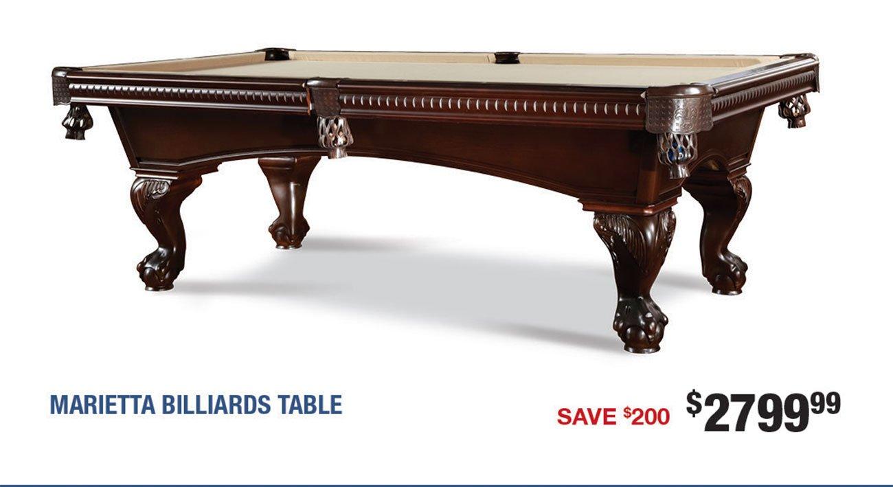 Marietta-Billiards-Table