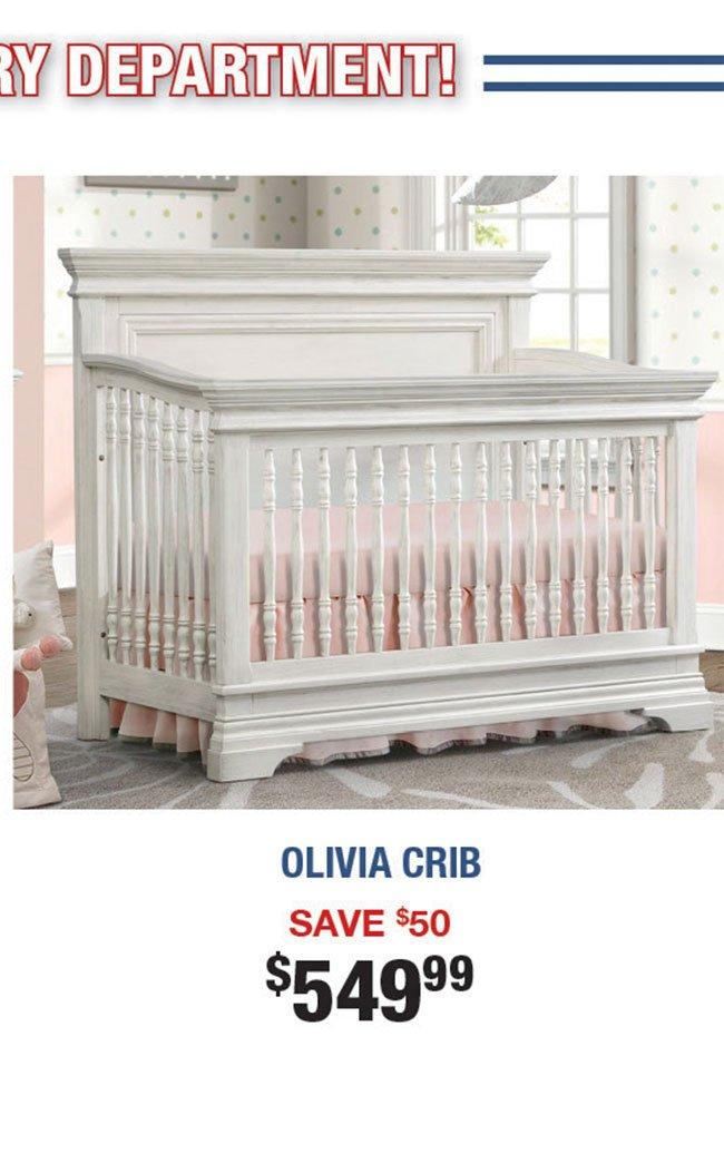 Olivia-Crib