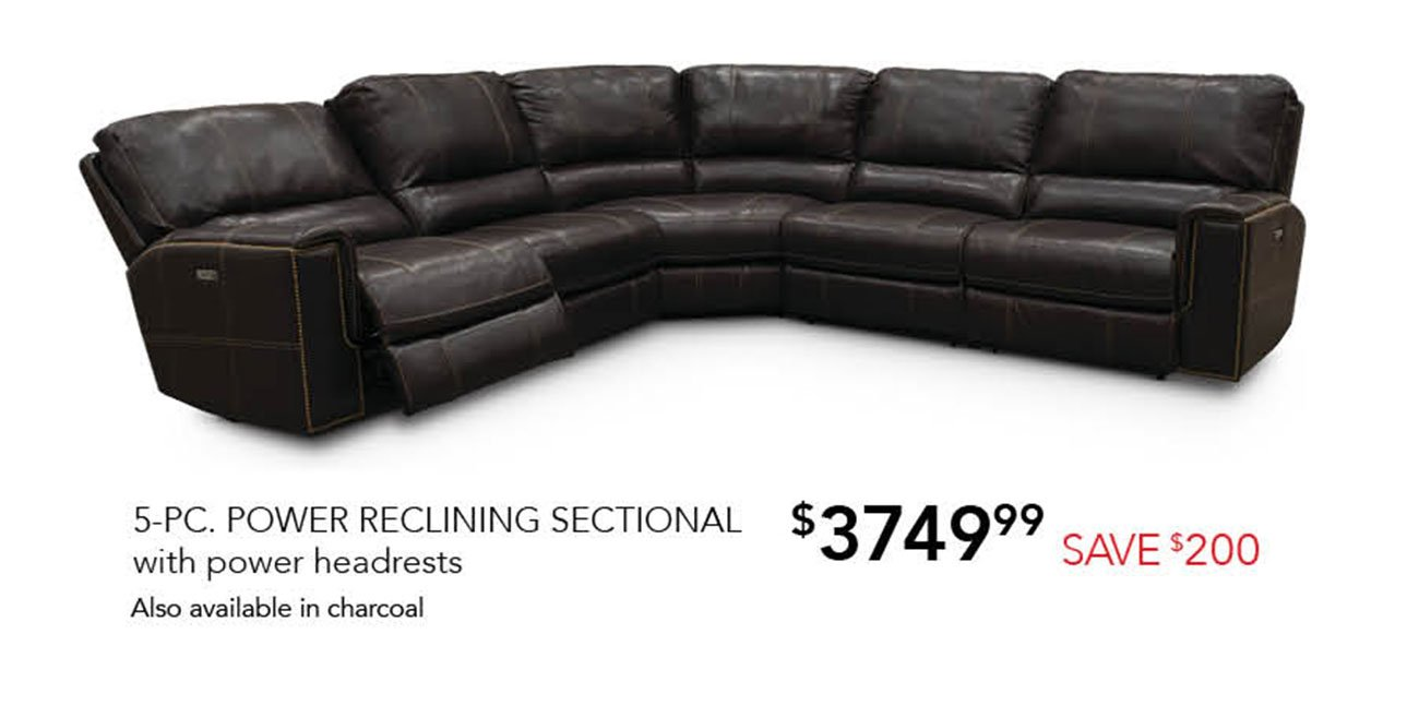 Power-reclining-sectional-with-power-headrests