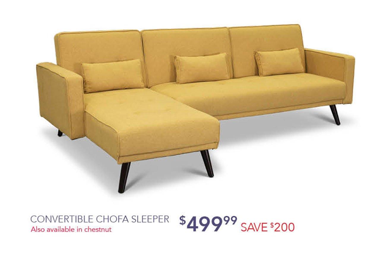 Convertible-chofa-sleeper