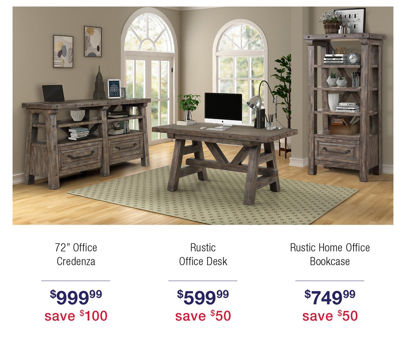 Rustic-home-office-collection