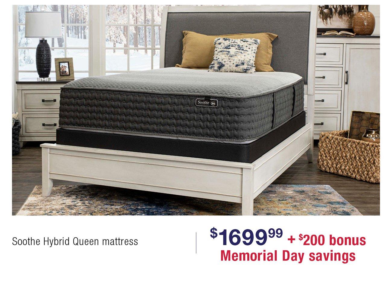 Serta-soothe-queen-mattress