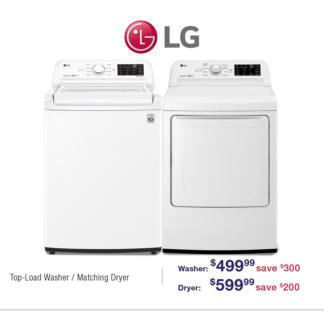Lg-laundry