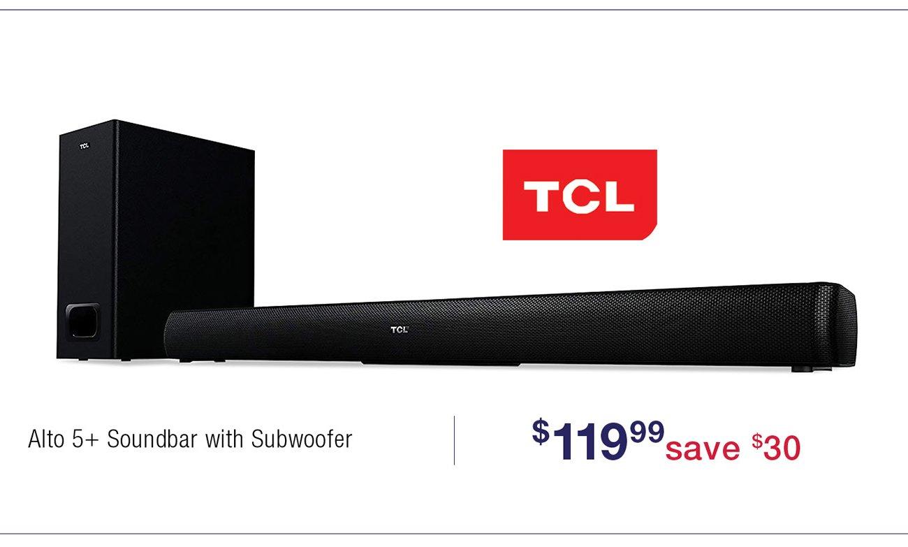 Tcl-alto-5-soundbar