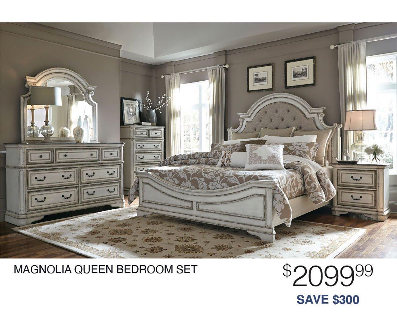 Magnolia-Queen-Bedroom-Set