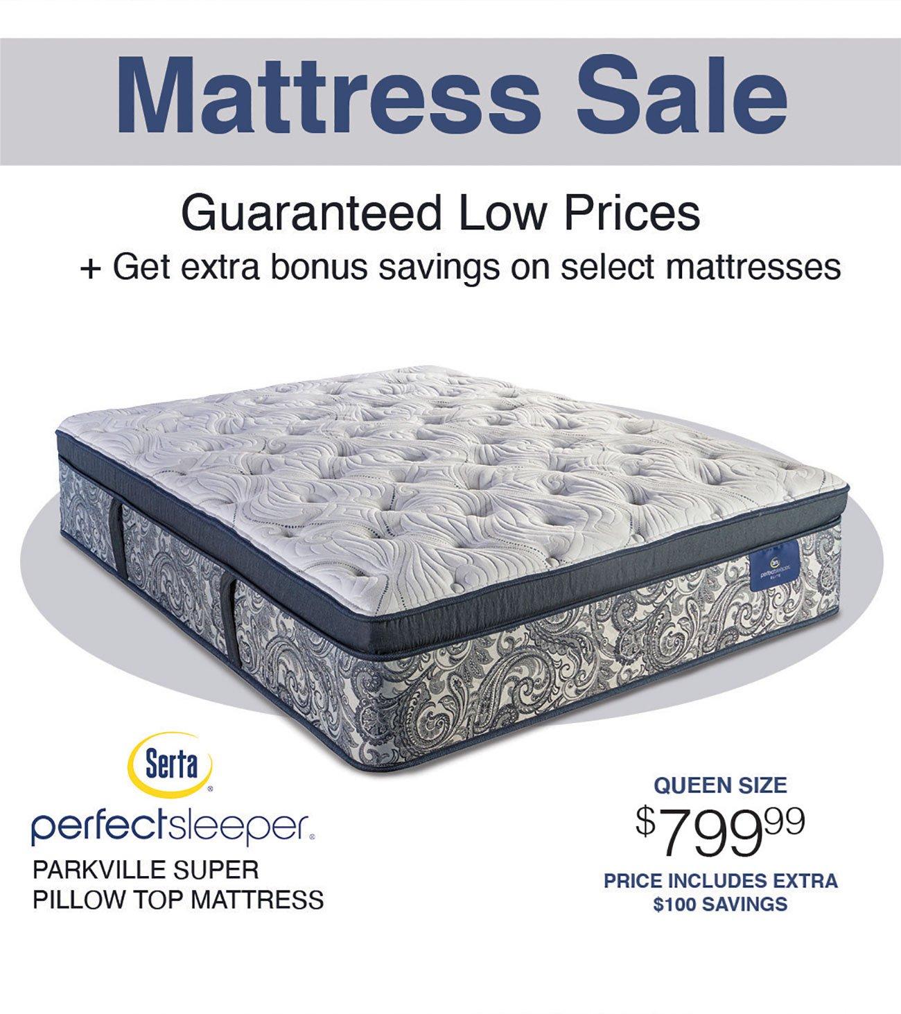 Mattress-Sale-Serta-Parkville-Mattress