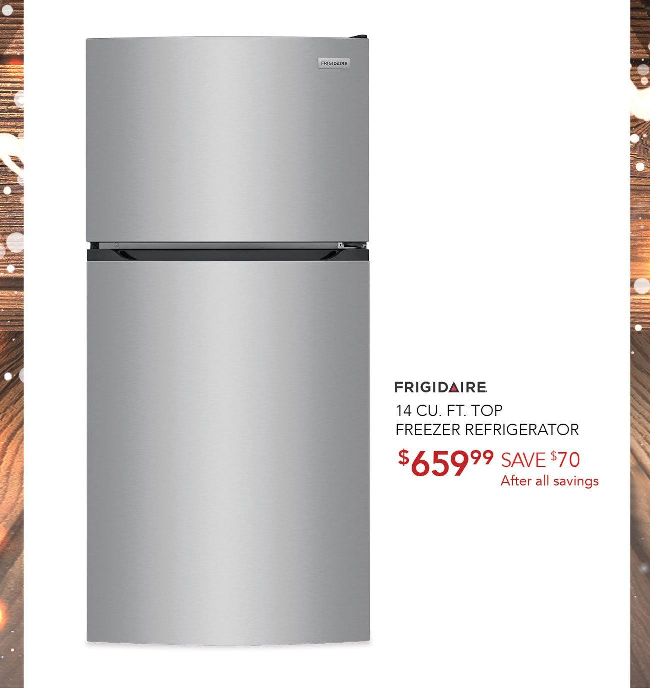 Frigidaire-refrigerator