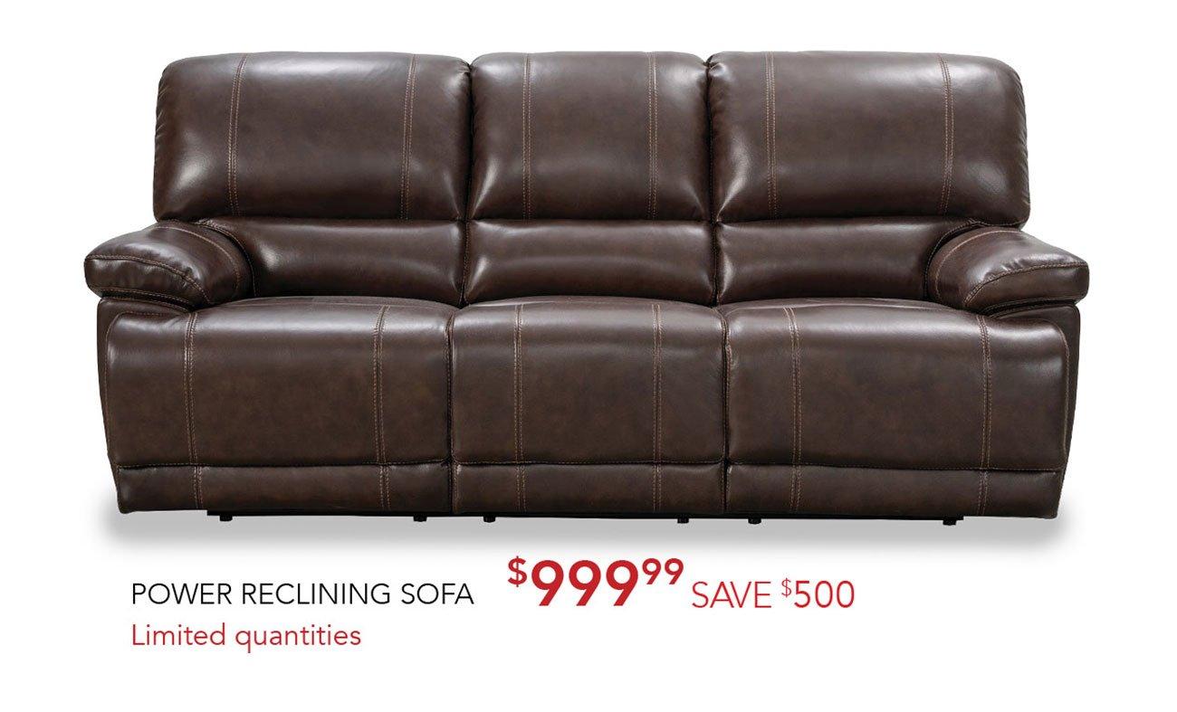 Power-reclining-sofa