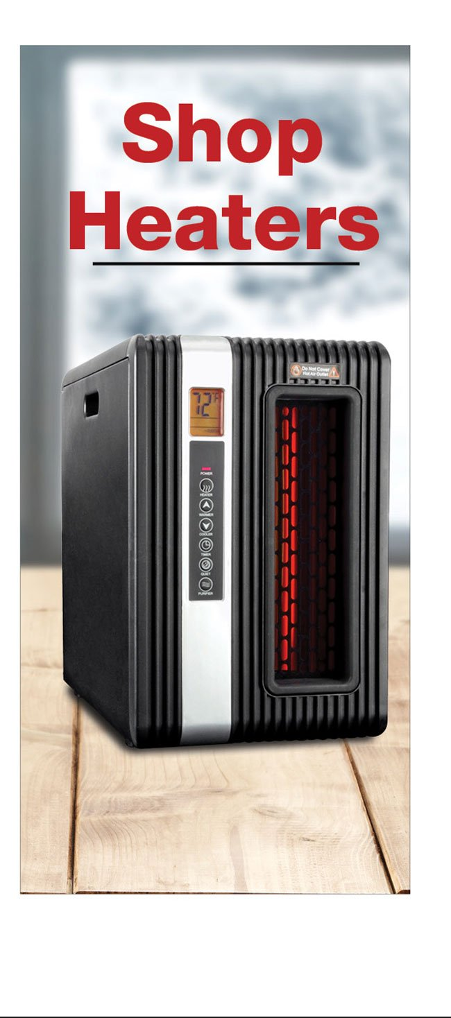 Shop-heaters