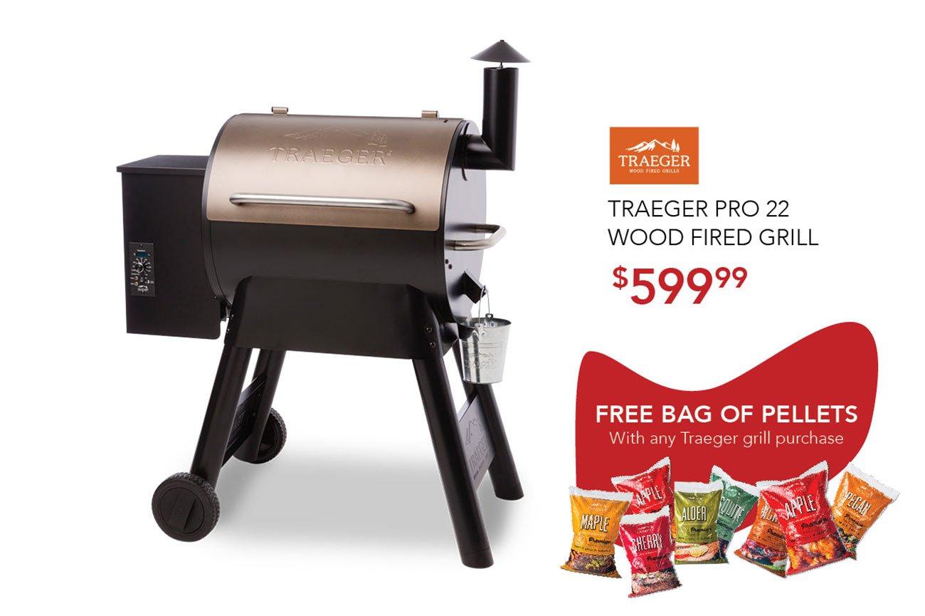Treager-grill