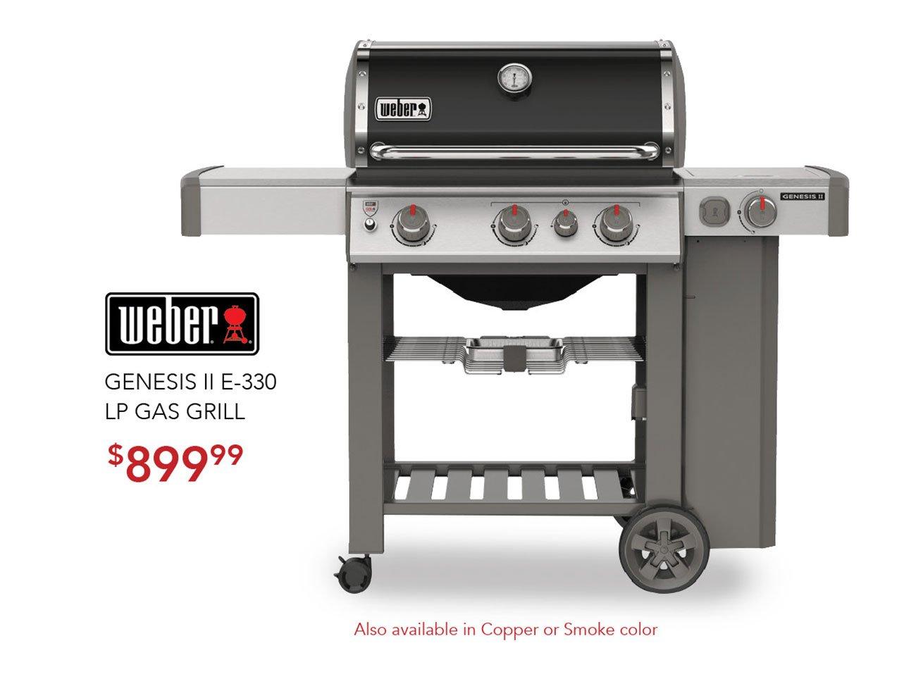 Weber-gas-grill