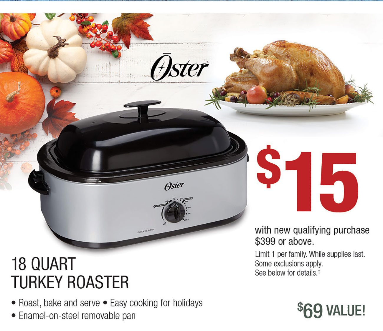 Oster-Turkey-Roaster-Premium