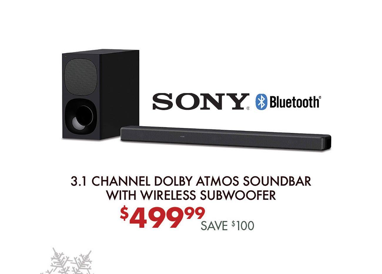 Sony-Dolby-Atmos-Soundbar-Subwoofer