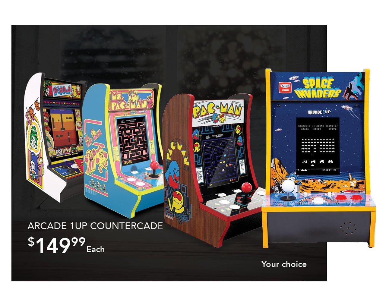 Arcade-1up-countercade