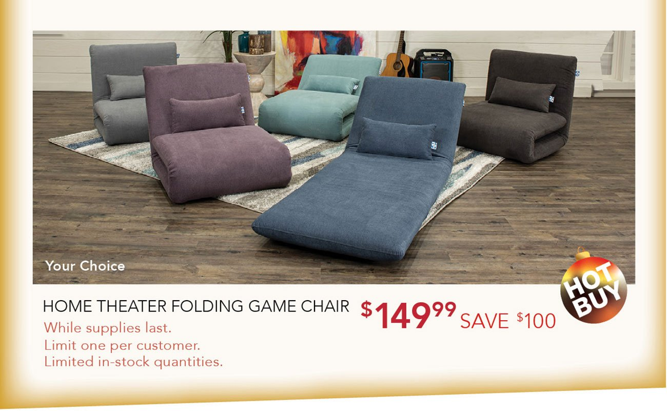 Folding-game-chair