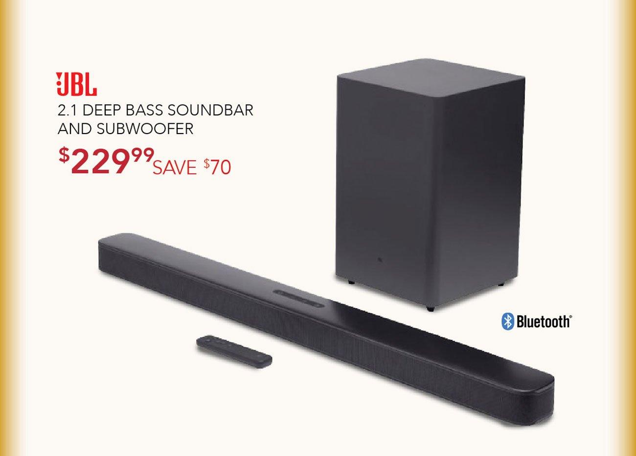 JBL-soundbar