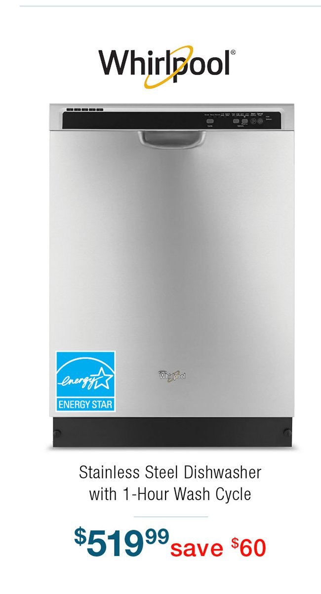 Whirlpool-stainless-dishwasher