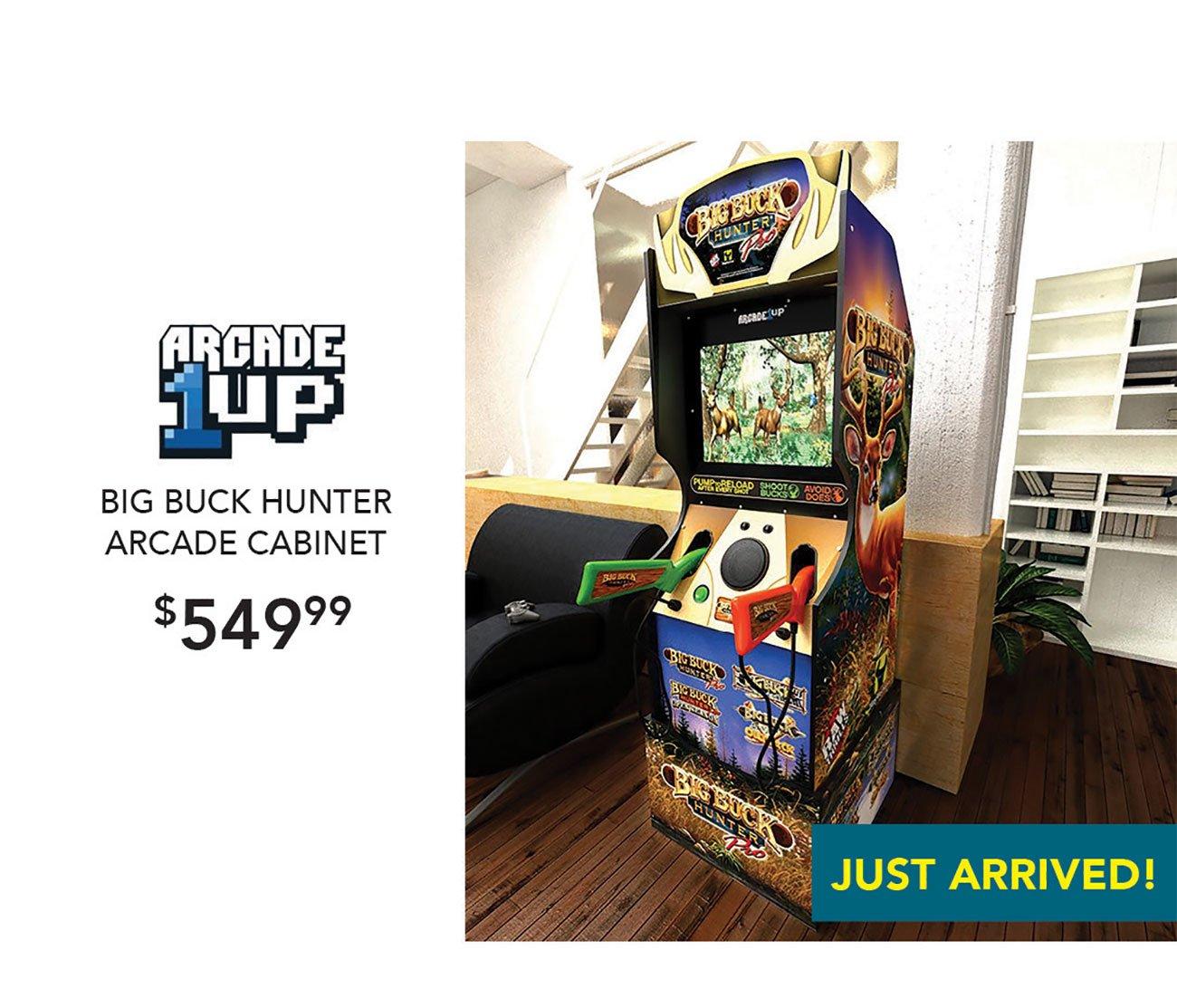 Arcade1Up-Big-Buck-Hunter-Cabinet