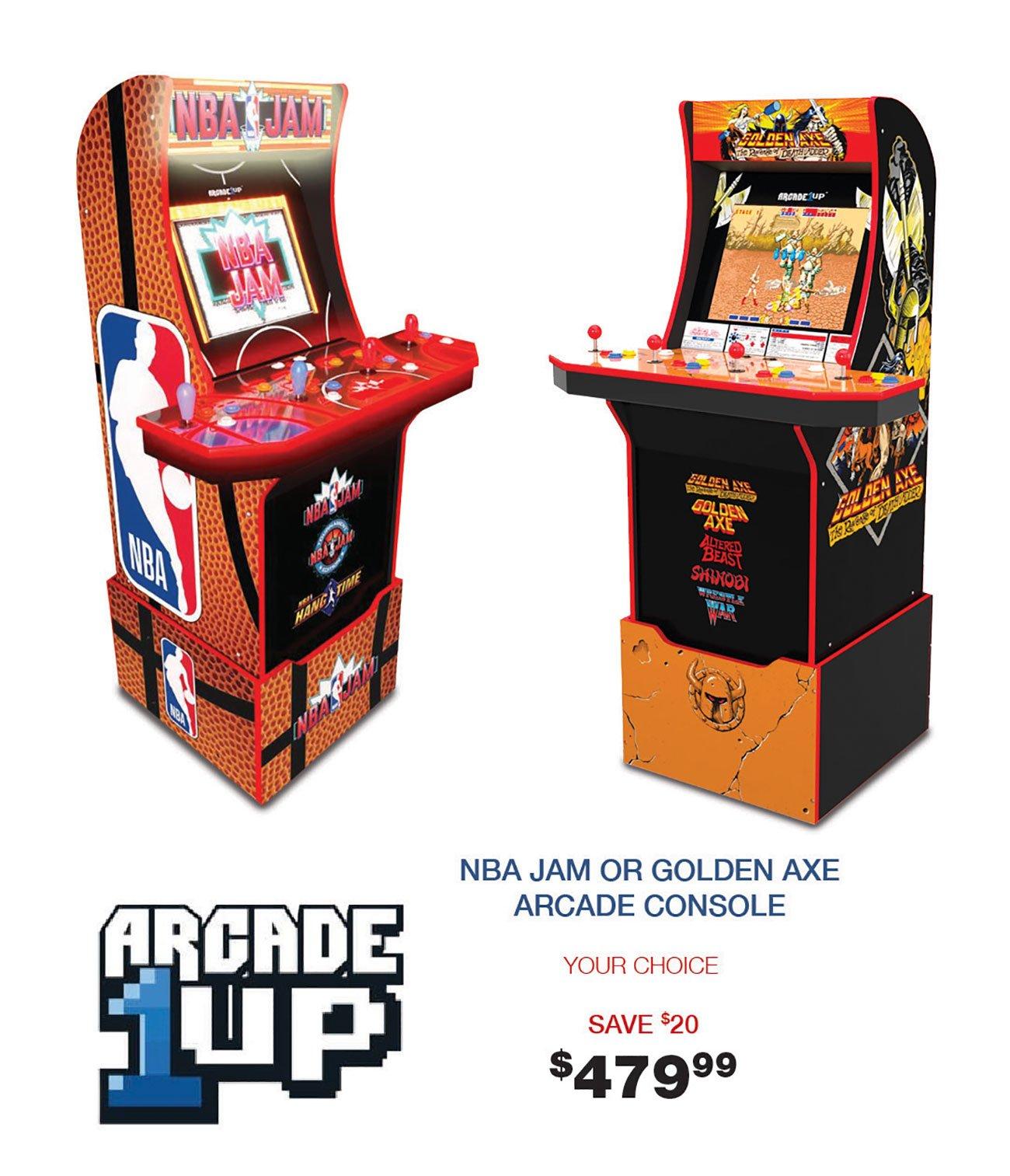 Arcade-1UP-NBA-or-Golden-Axe
