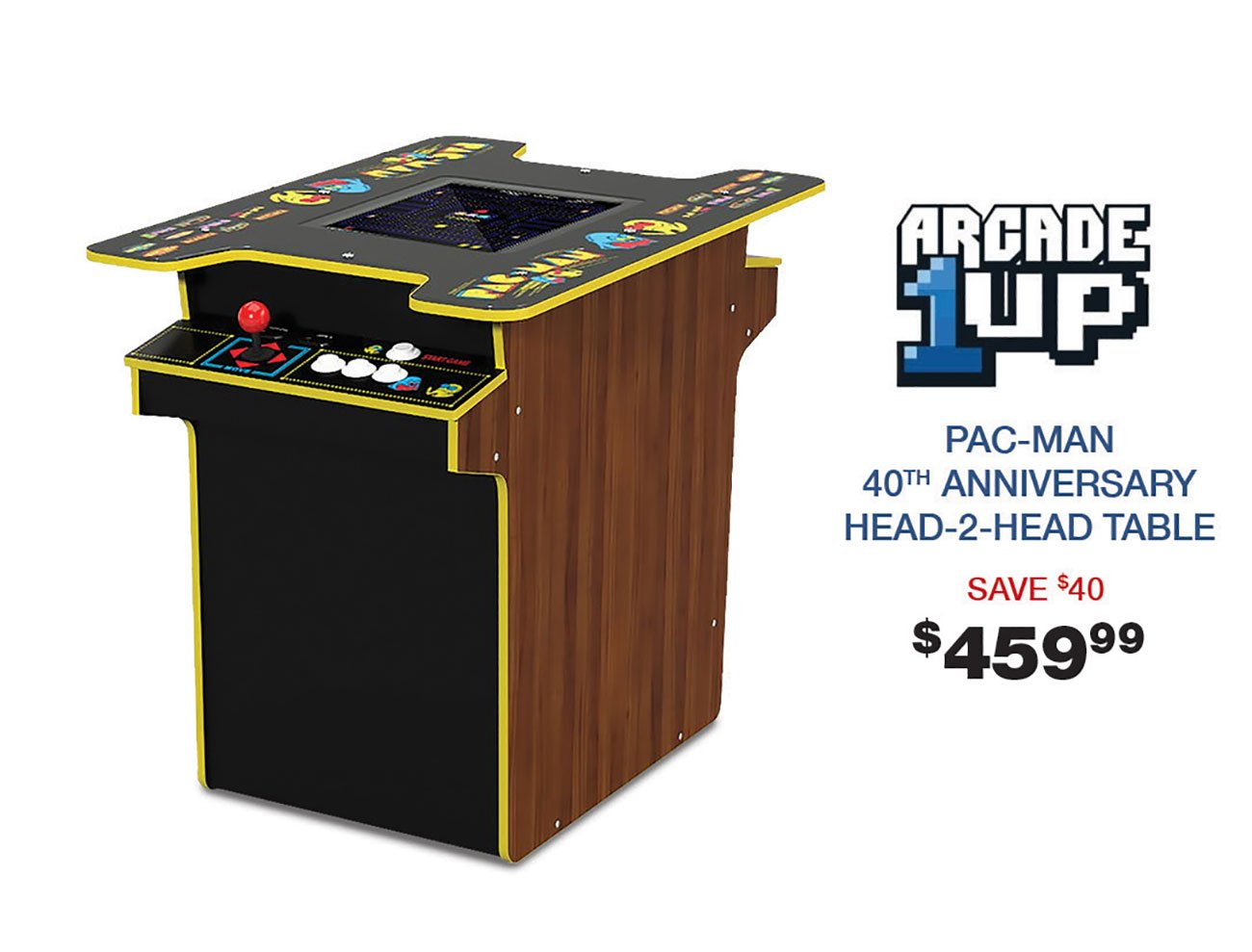 Arcade-1UP-Pacman-Head-To-Head-Table