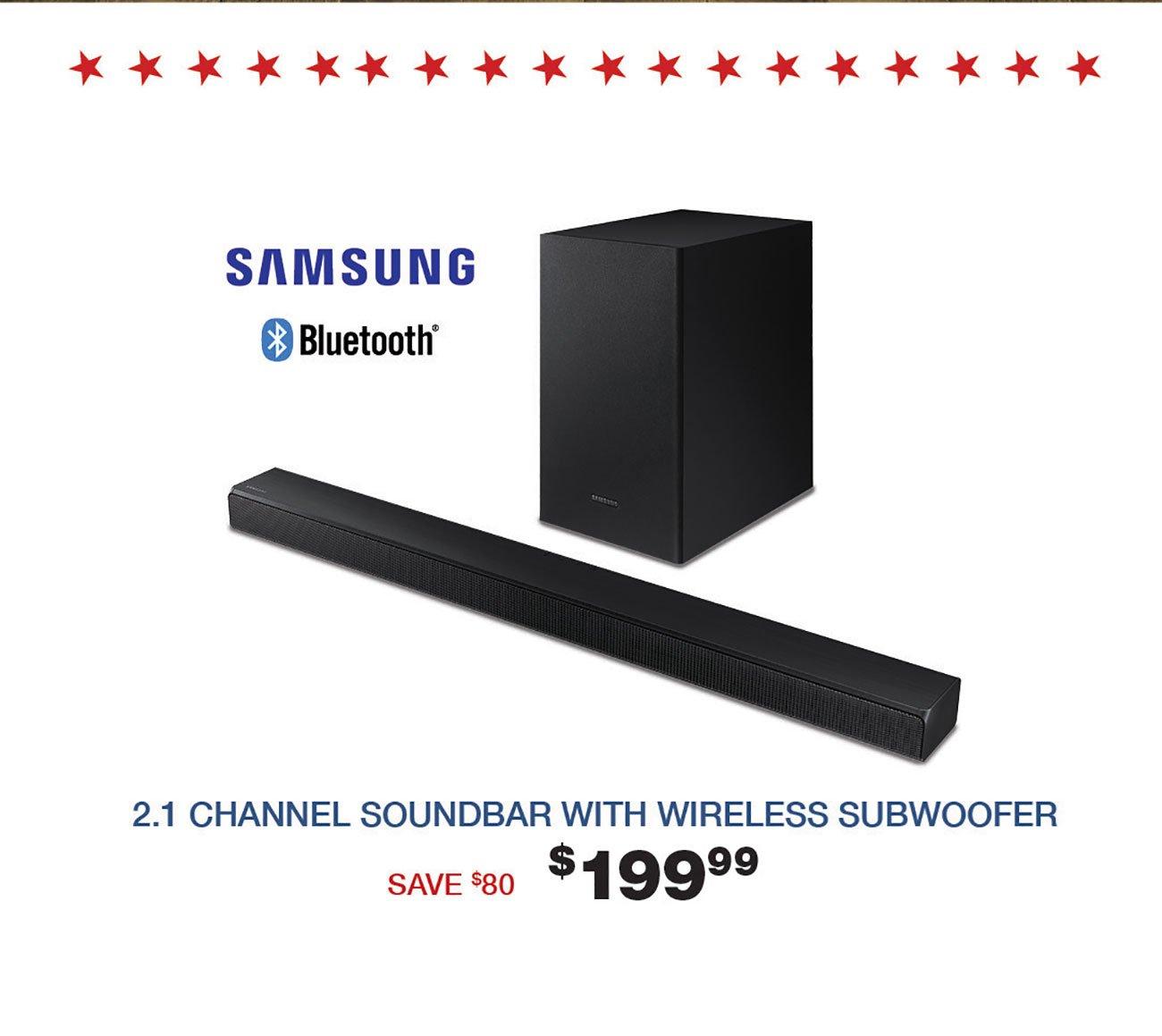 Samsung-Soundbar-Subwoofer