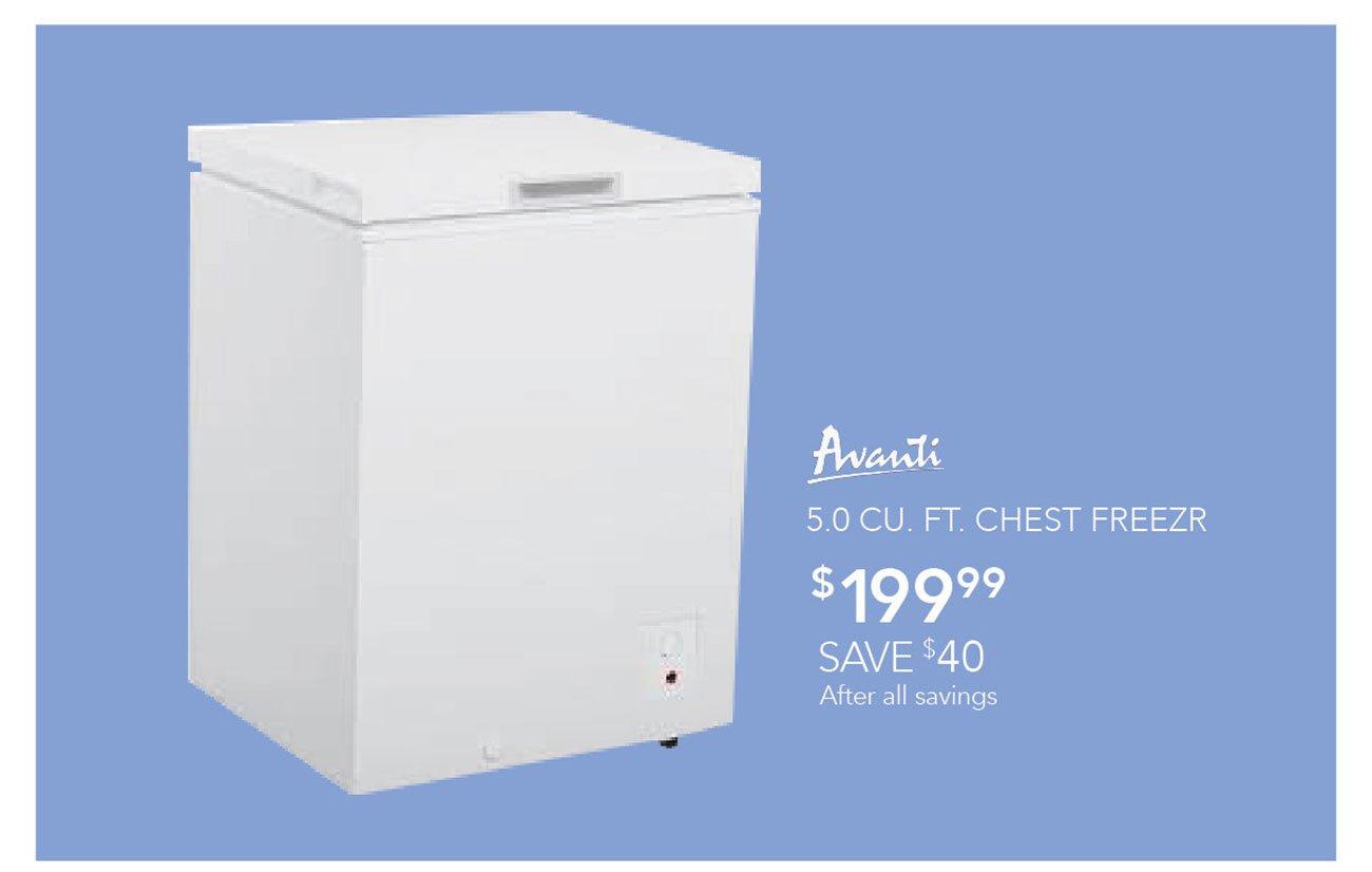 Avanti-chest-freezer