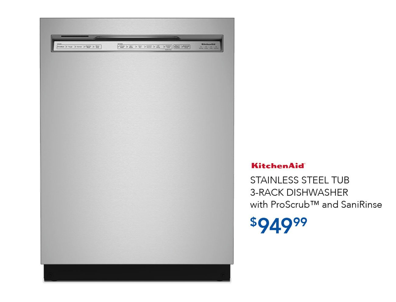 Kitchen-aid-stianless-steel-dishwasher
