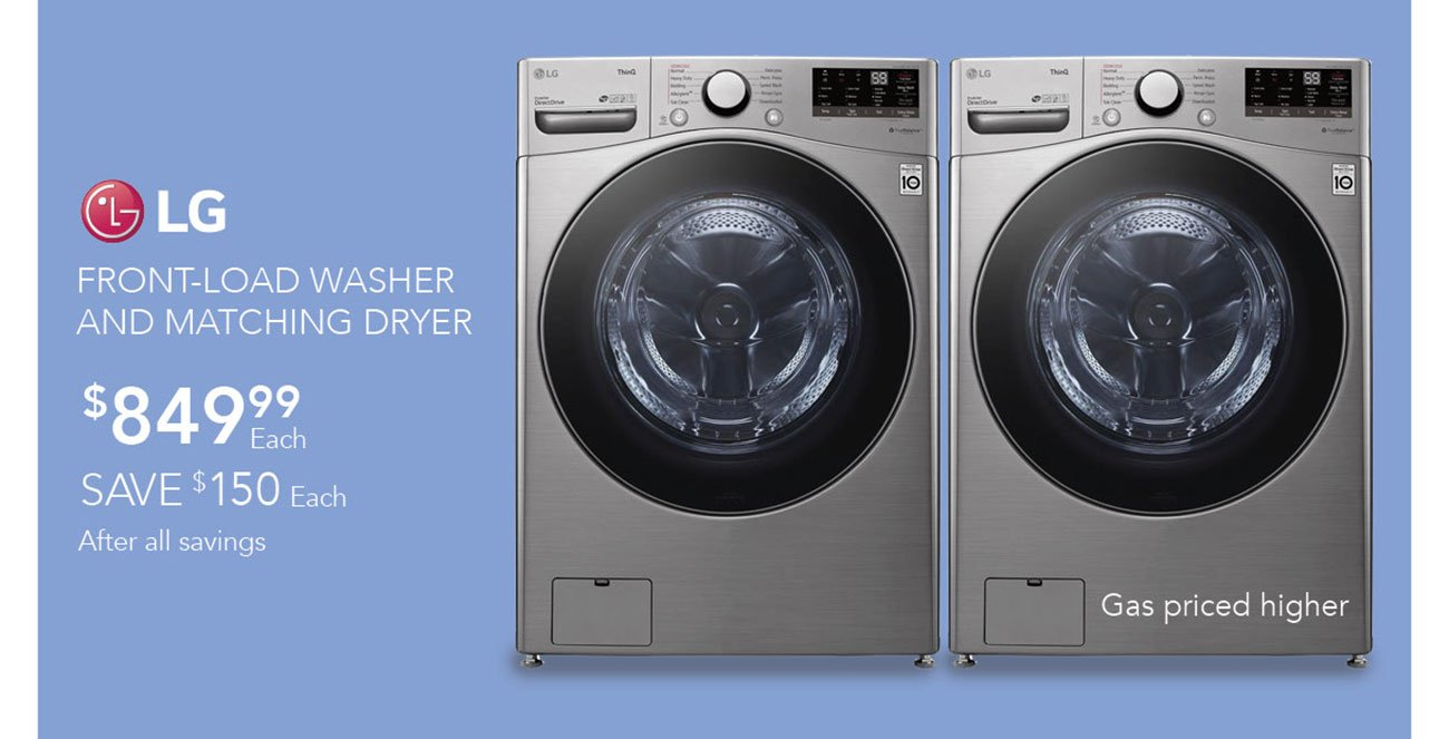 LG-front-load-washer-and-dryer