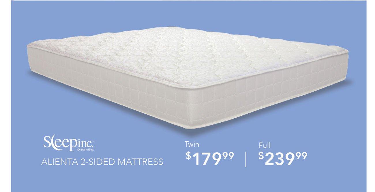 Sleep-inc-2-sided-mattress