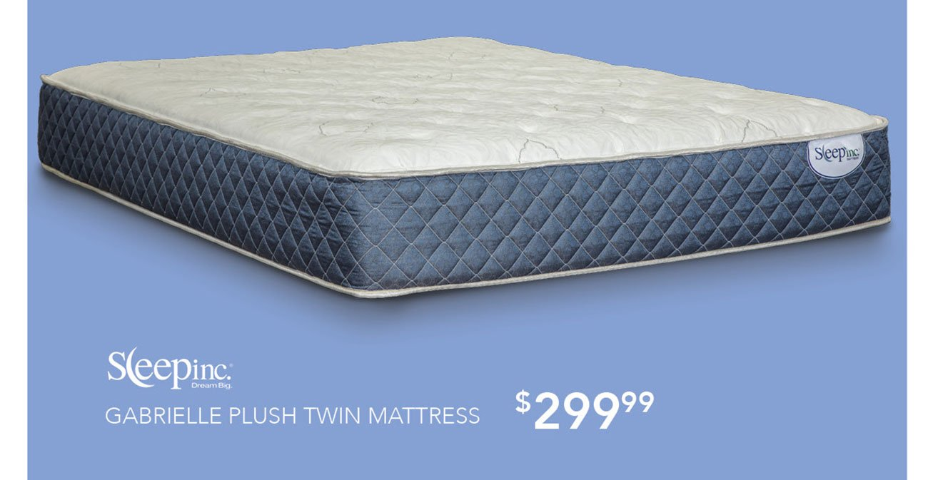 Sleep-inc-Plush-twin-mattress