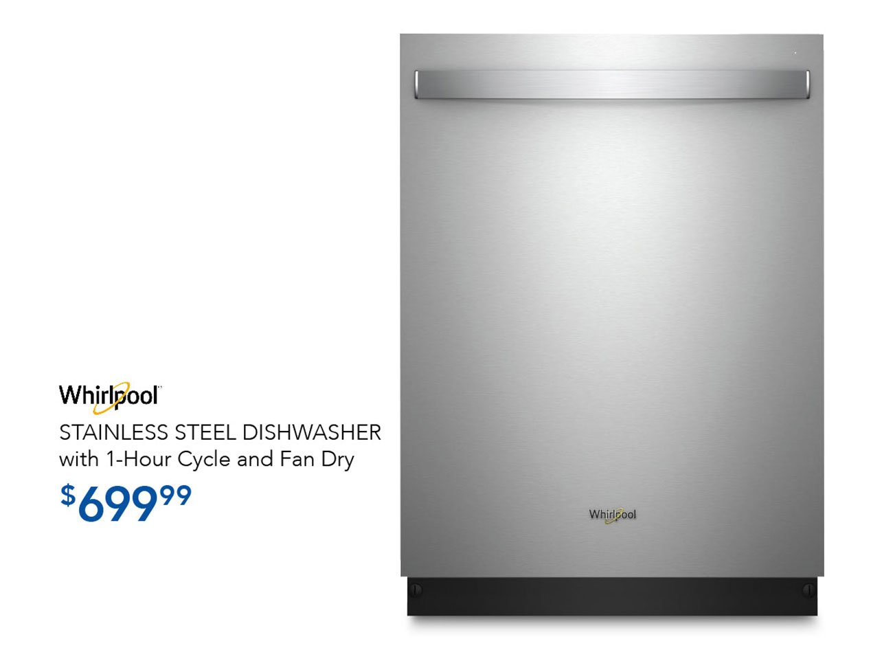 Whirlpool-stainless-steel-dishwasher