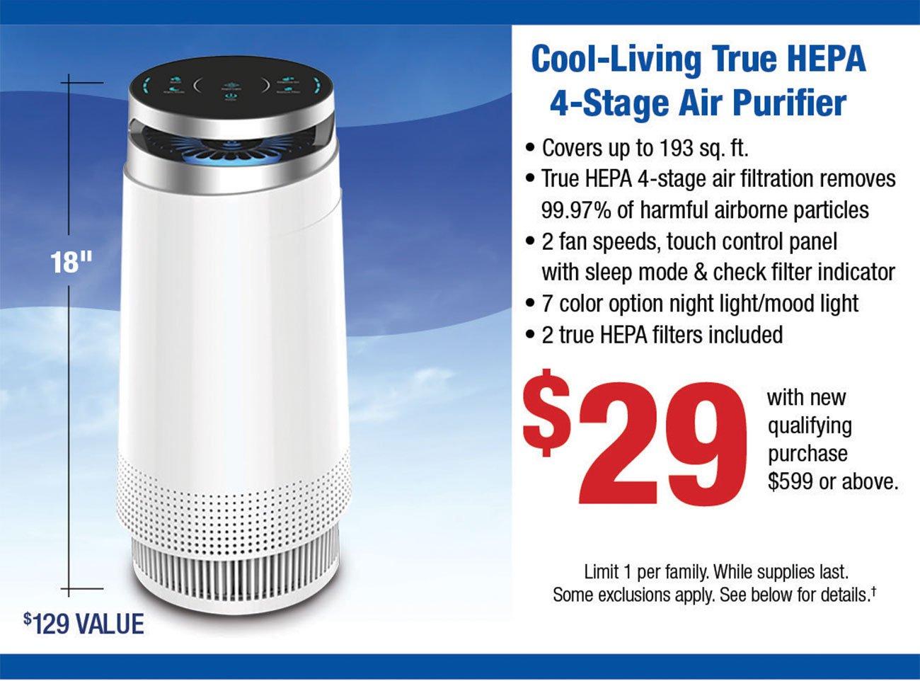 Cool-Living-Air-Purifier-Premium