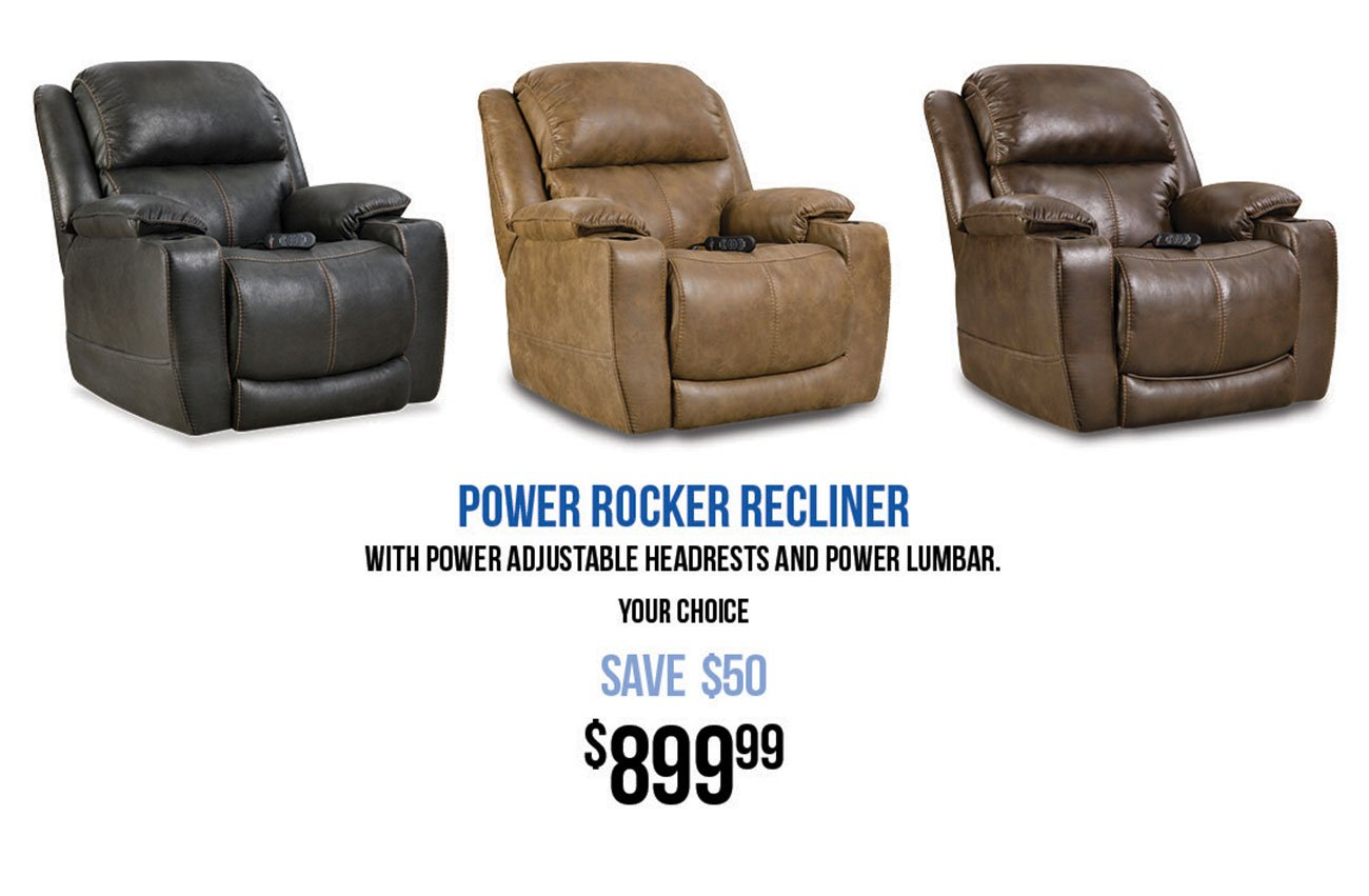 Power-Rocker-Recliners