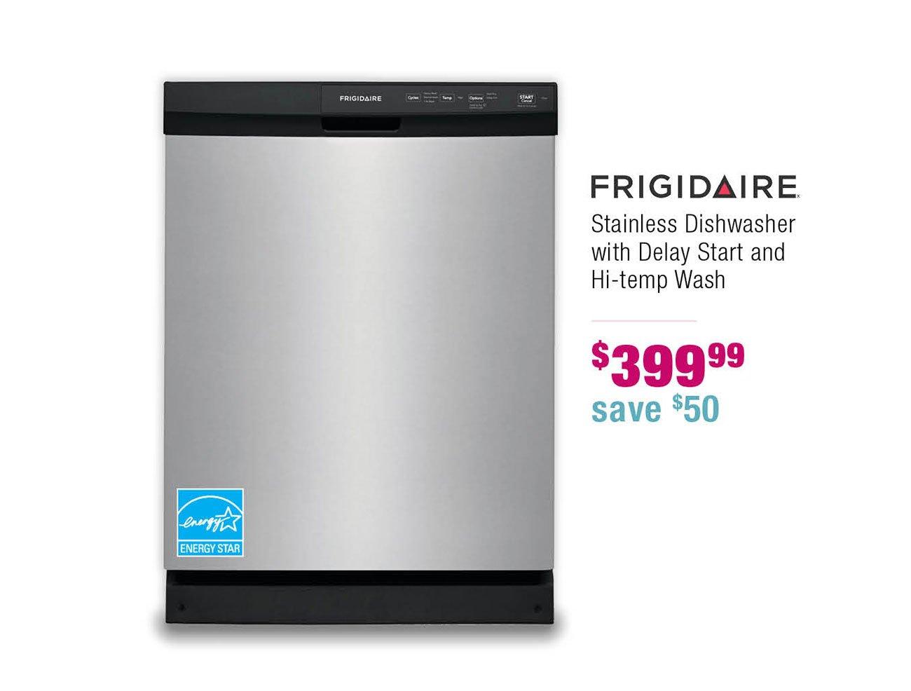 Frigidaire-dishwasher