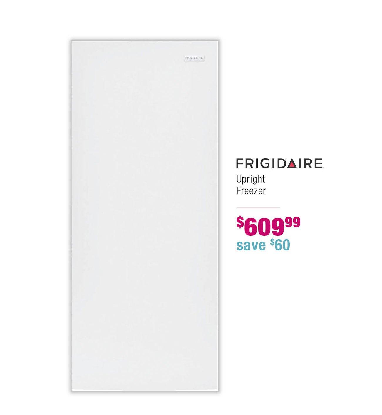 Frigidaire-freezer