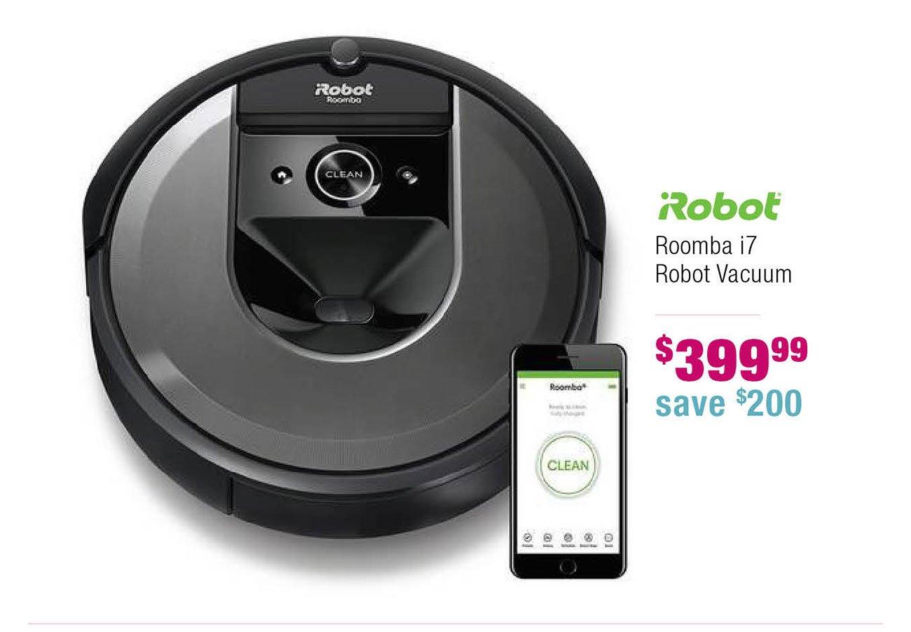 Roomba-vacuum