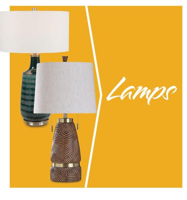 Shop-lamps