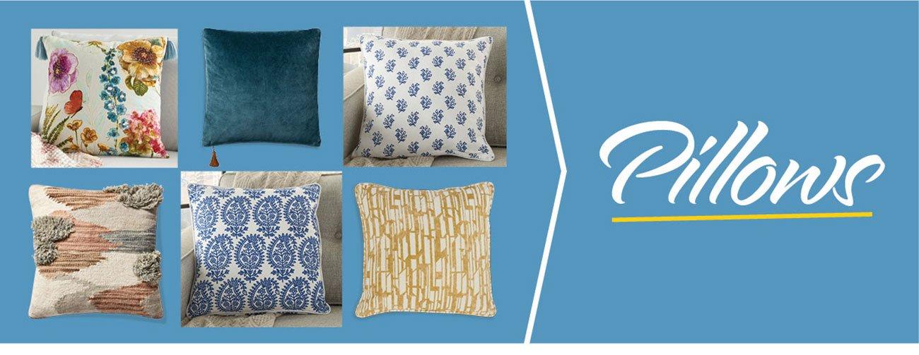 Shop-pillows