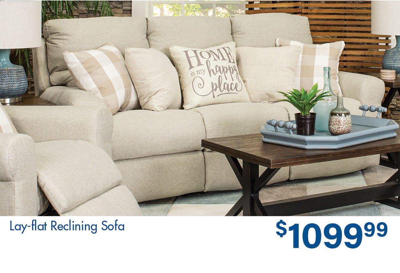 Lay-Flat-Reclining-Sofa
