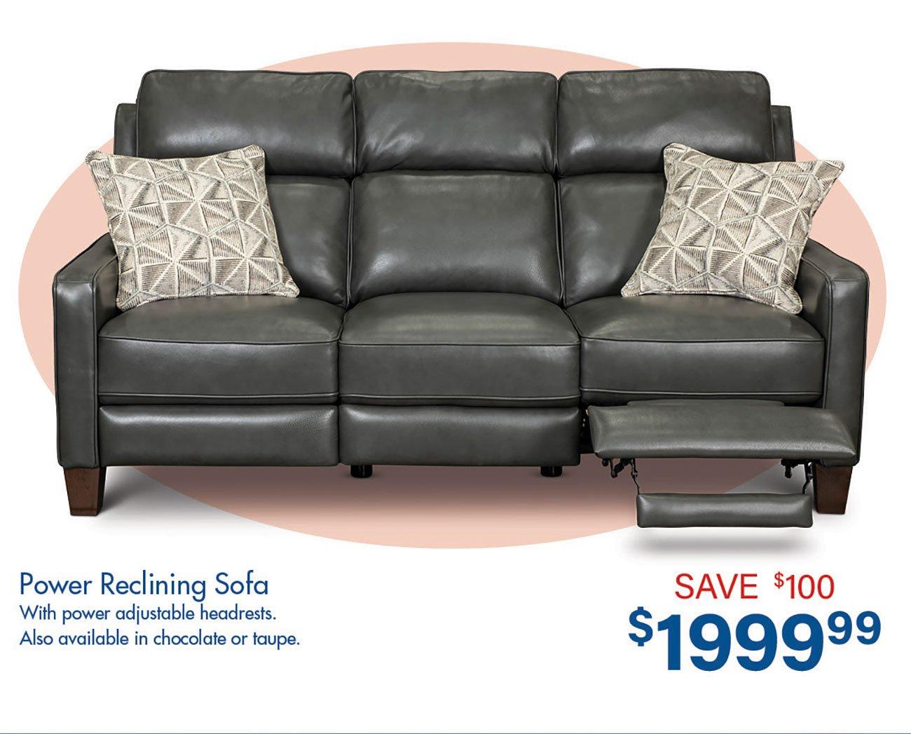 Power-Reclining-Smoke-Gray-Sofa