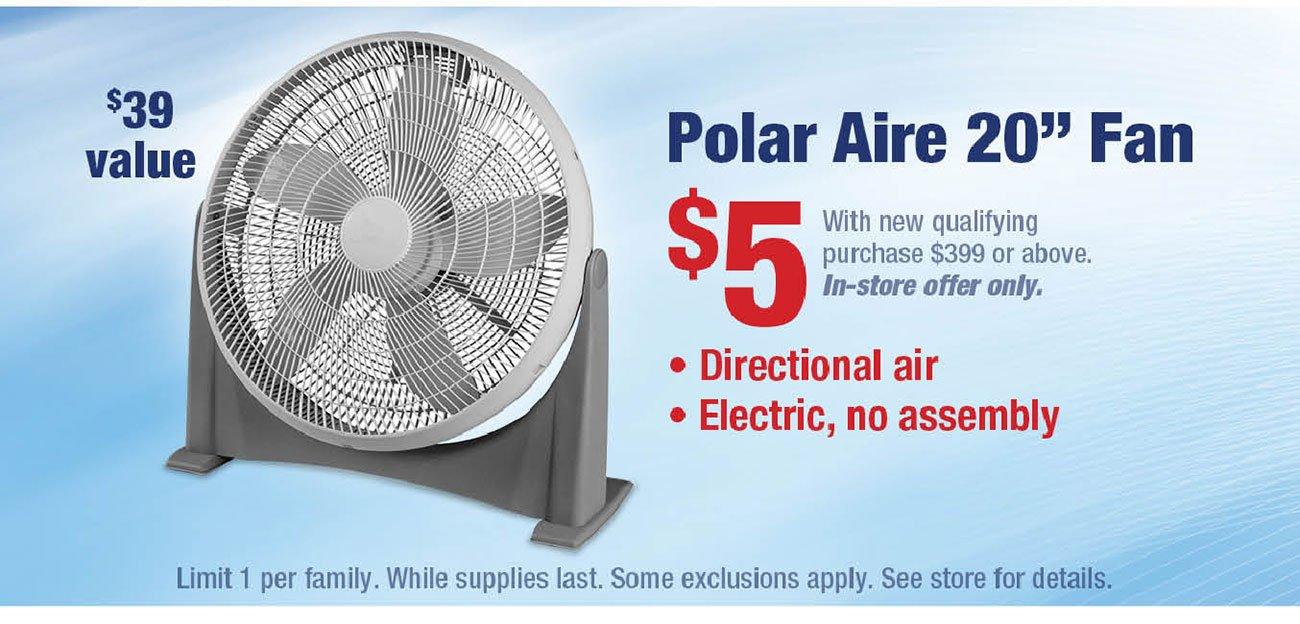 Polar-aire-fan
