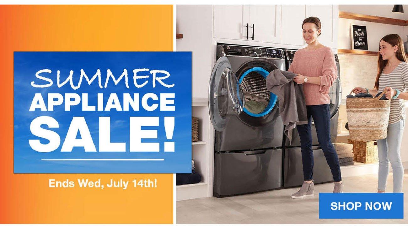 Summer-appliance-sale