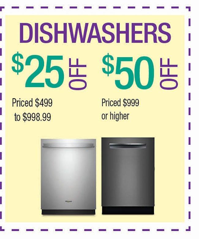 Dishwasher-Coupon