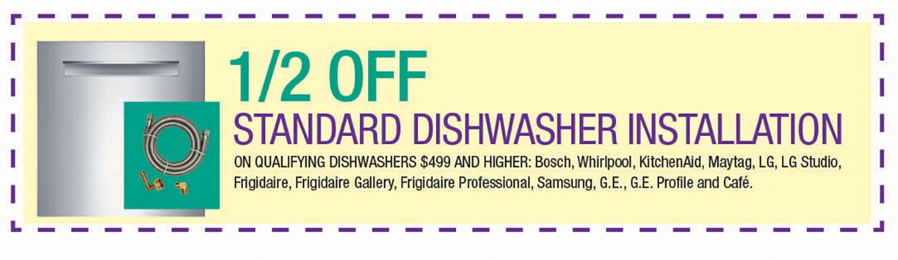 Dishwasher-Installation-Coupon