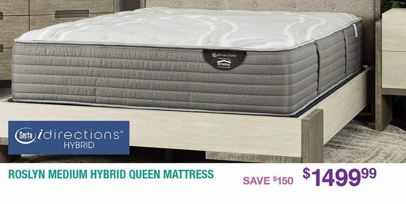 Serta-iDirections-Hybrid-Medium-Queen-Mattress
