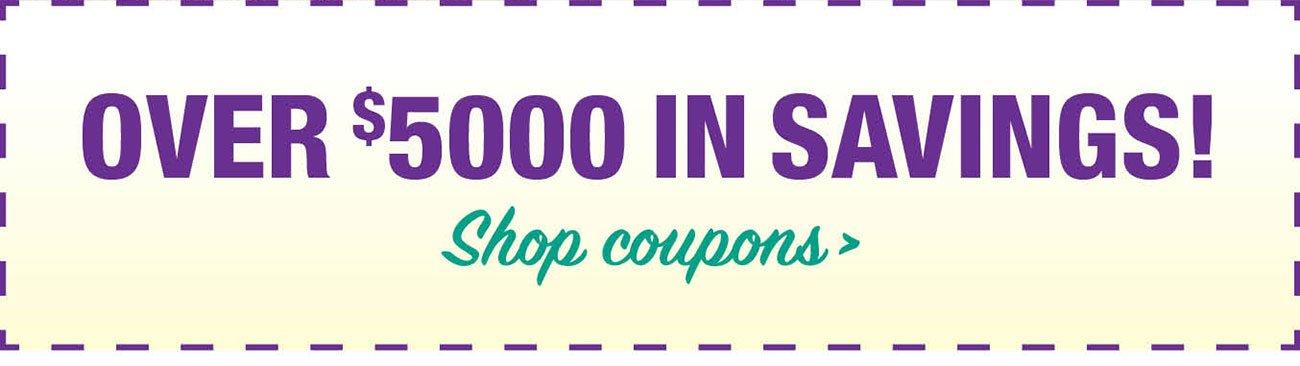Shop-coupons
