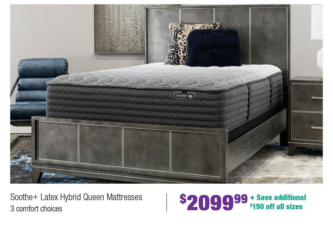Soothe-queen-mattress