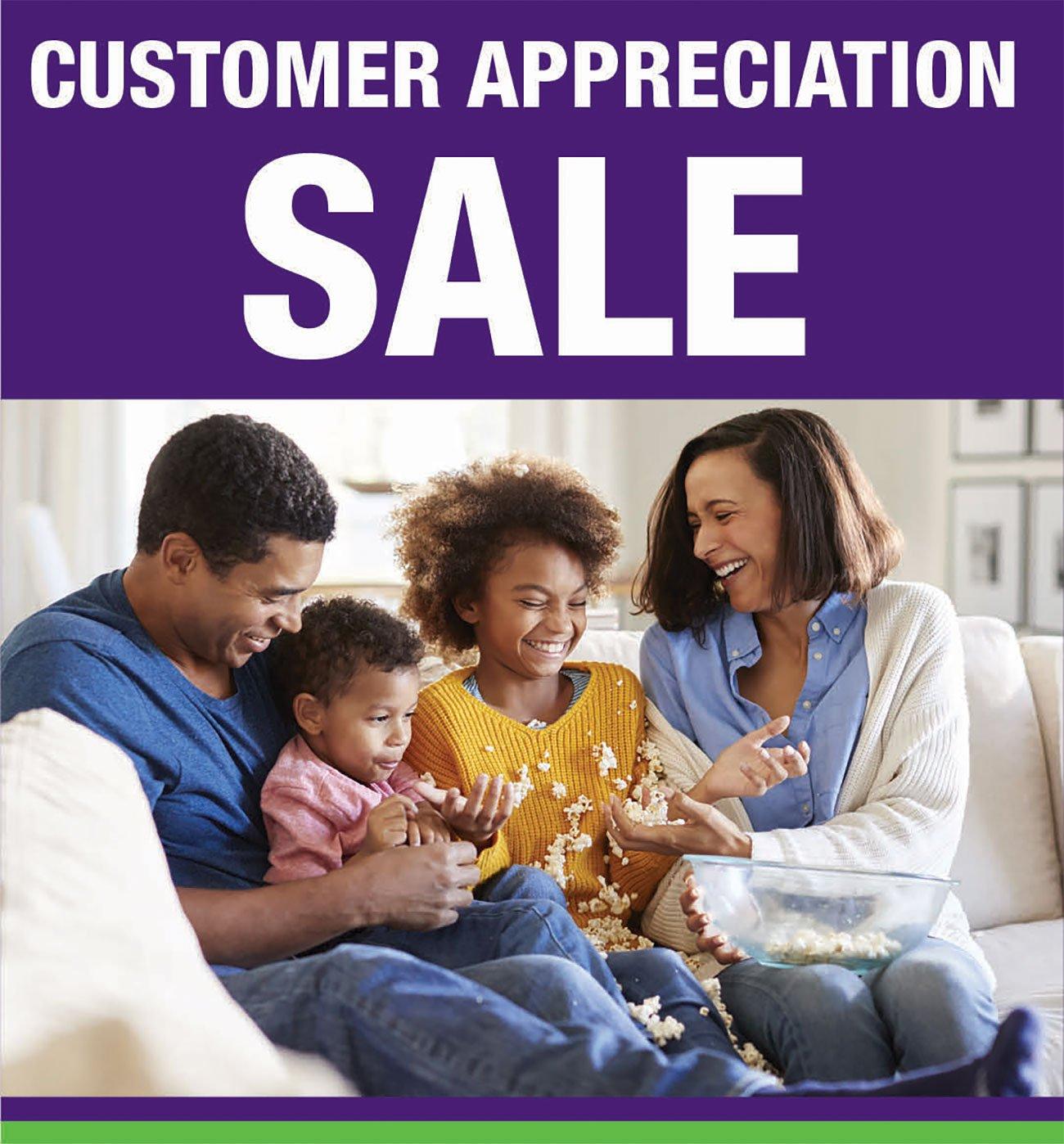 Customer-Appreciation-Family-Making-Mess
