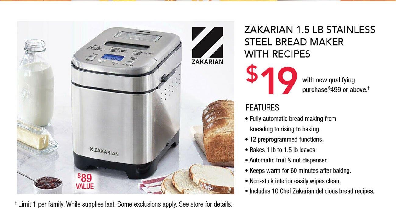 Bread-maker